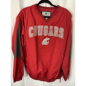 Colosseum M WSU washington cougars pullover